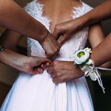 Wedding photographer Anna Sergeenko (anhenfeo). Photo of 07.11.2017