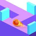 Hit & Run Ball - Endless Walls, Ultimate Ball Game icon