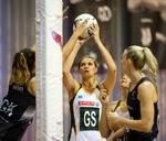 Quad Series: South Africa vs New Zealand : Ellis Park Arena