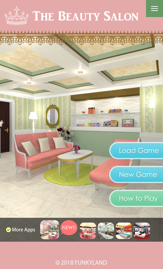 Escape a Beauty Salon- screenshot