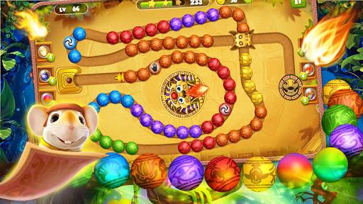 Marble Zumla Ball Shooter  captures d'écran 2