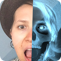 X-Ray Sketch Cam Scanner Prank icon