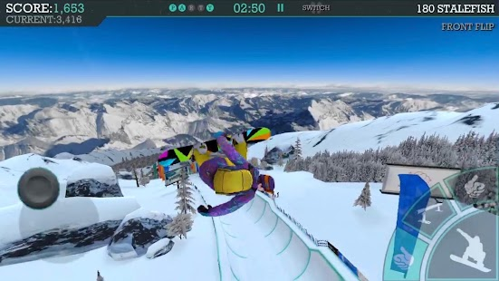 Snowboard Party: Aspen Screenshot