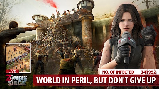 Zombie Siege: Last Civilization Apk Download For Android and Iphone 2