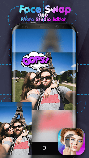 ? Face Swap App - Photo Studio Editor ? 1.0s screenshots 3