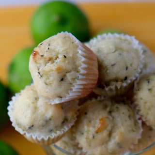 Zucchini Lime Cupcakes