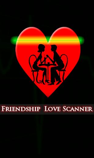 Friendship Love Fun Scanner