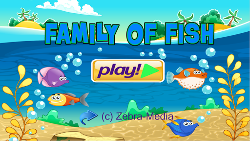 Family of Fish logic puzzles