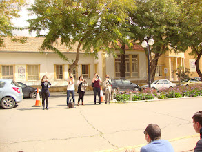 Photo: The PANCYPRIOT school as background