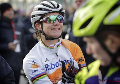Marianne Vos is ook in Baal de koningin van het veld en pakt derde zege in een week tijd