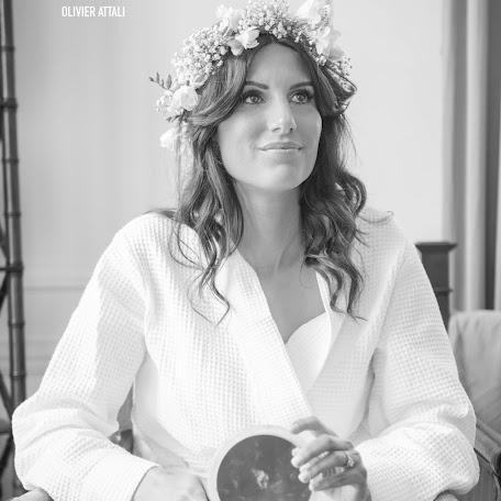 Wedding photographer Olivier Attali (OlivierAttali). Photo of 01.08.2016
