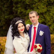 Wedding photographer Artem Bulavinov (Realteem). Photo of 12.02.2016