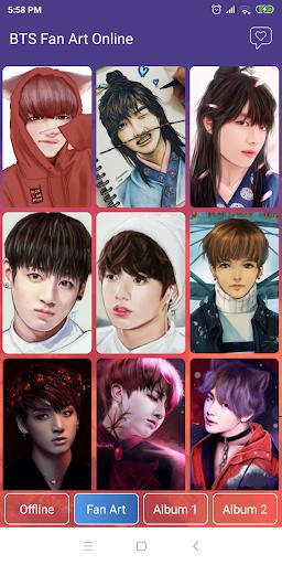 BTS Wallpaper - All Member 5.0 screenshots 2