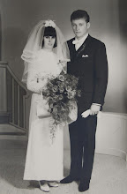 Photo: Mary + Franz Wittmann - 1968  - Franz verstorben 2008 kurz vor dem 40. Hochzeitstag