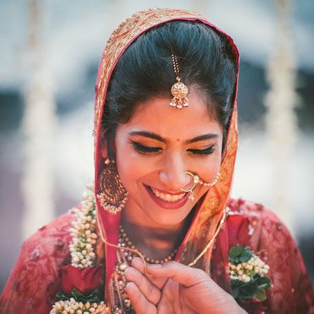 Wedding photographer Aanchal Dhara (aanchaldhara). Photo of 03.10.2017