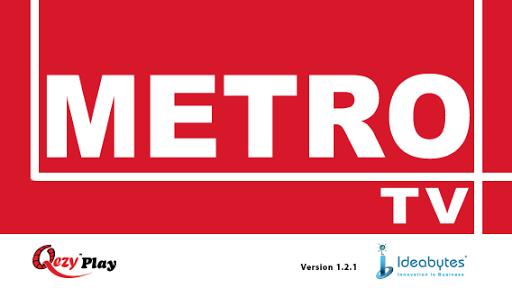 Metro TV - QezyPlay