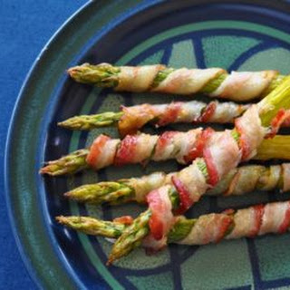 Bacon-Wrapped Asparagus.