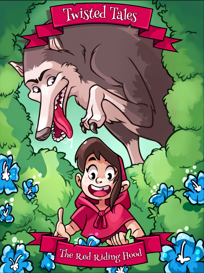 Red Riding Hood- screenshot