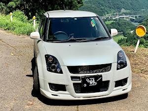 スイフトスポーツ ZC31S  I型 NX16仕様  2008年式のカスタム事例画像 峠のスイフト (ひろきち)さんの2021年07月24日07:12の投稿