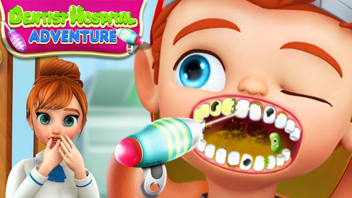 Dentist Hospital Adventure app (apk) free download for Android/PC/Windows screenshot