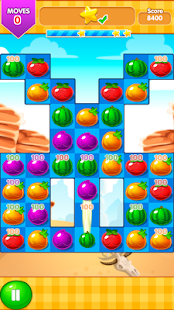 Fruit Blast Match 3 Game - náhled