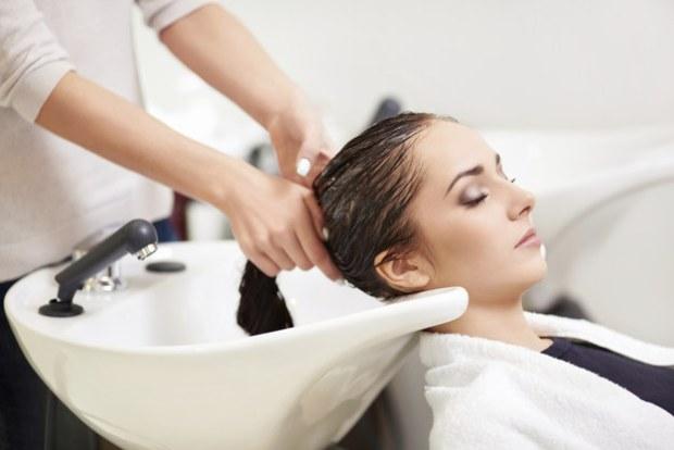 Выбор парикмахерской мойки