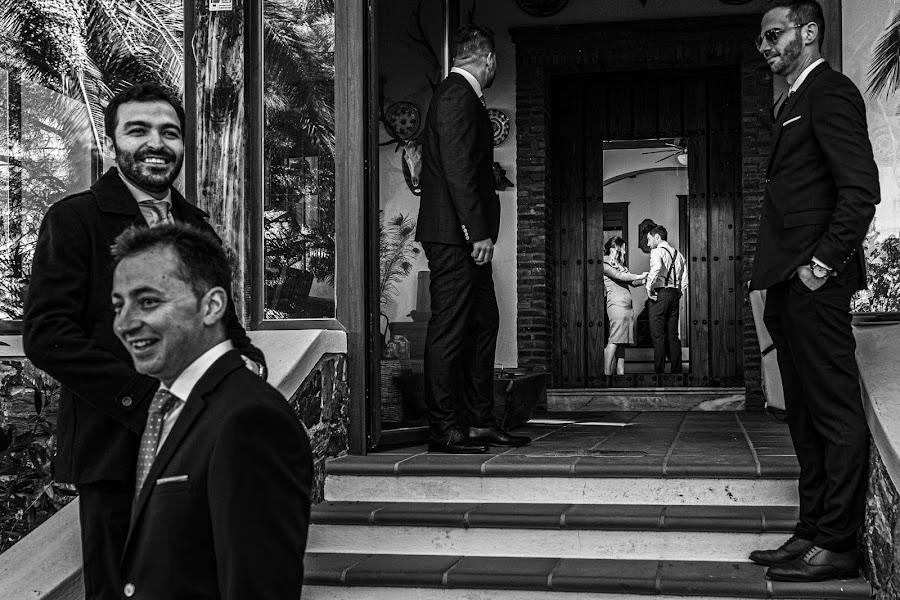 Wedding photographer Rafael ramajo simón (rafaelramajosim). Photo of 25.03.2020