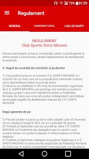 CS Darts Mioveni - náhled