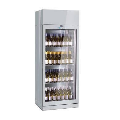 Wijnkasten 8511-XL WIJNKAST VINO VITRA 8511-XL