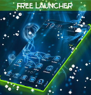 2018 Free New For GO Launcher - náhled