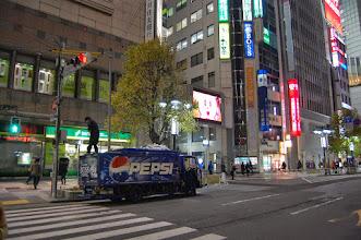 Photo: Yamakasi à Shinjuku