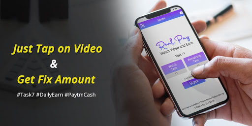 Real Pay – Watch Video and Earn Money App screenshots 2