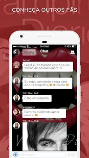 Diários de Sangue Amino para TVD em Português - náhled