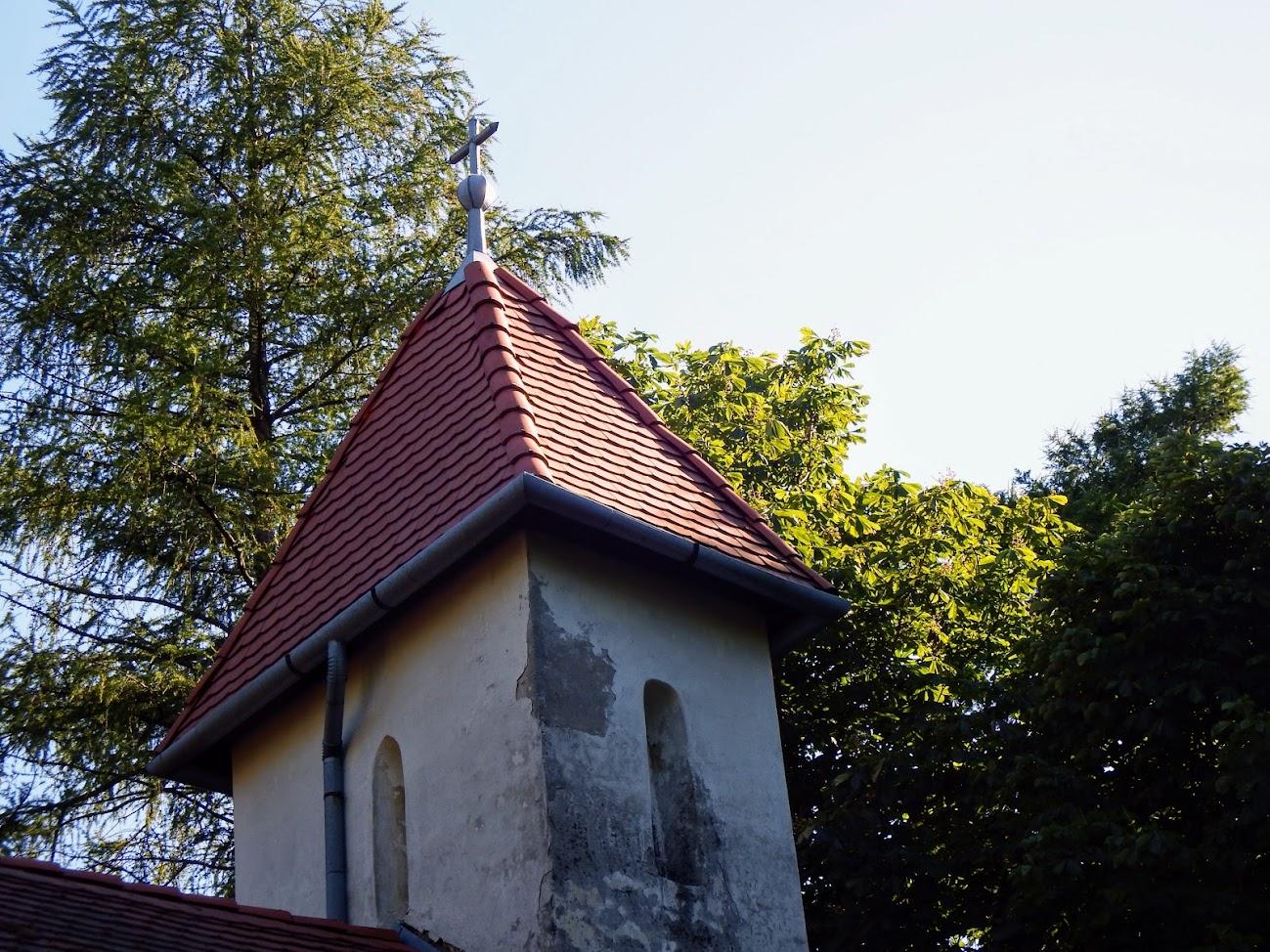 Szécsisziget - Mároki-kápolna