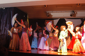 Photo: Turma de Dança Cigana