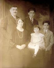 Photo: Bernard, Martha, Leo, Regina, and Harold Sternbach