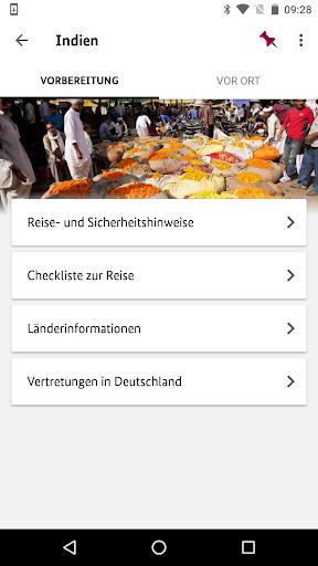 Sicher Reisen  screenshots 3