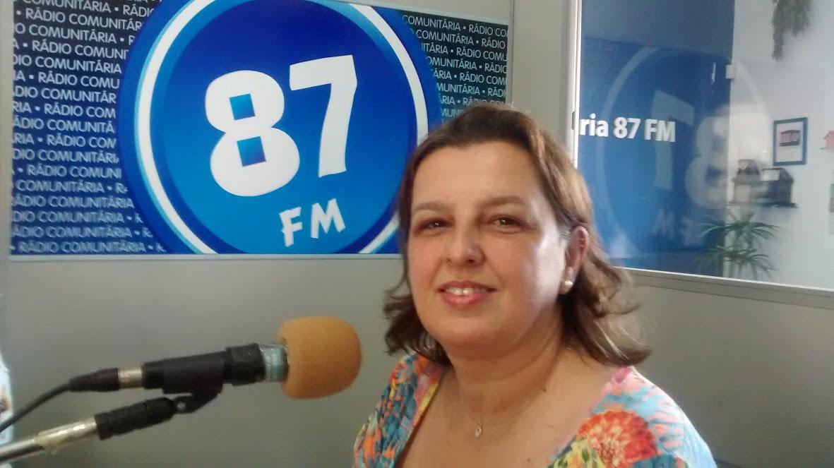 Andrea Coelho, Enfermeira da Vigilância Epidemiológica