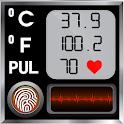 Body Temperature Diary : Fever Check Scan Tracker icon