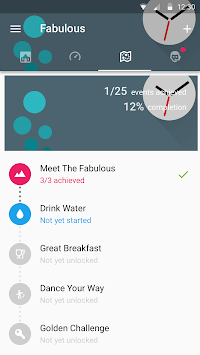 Fabulous - Мотивувати Me! APK screenshot thumbnail 7