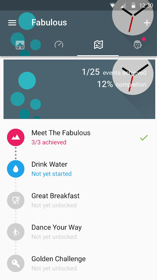 Fabulous: Motivate Me! Meditation, Fitness, Sleep- screenshot