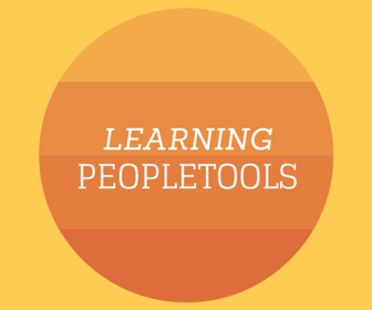 Learning PeopleTools