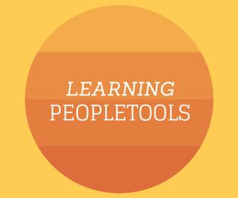 Learning PeopleTools