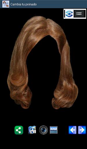 Cambia tu peinado