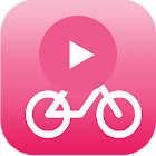 Exercise Bike Training Tracker icon