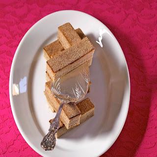 Butter+cinnamon+sugar=cake.