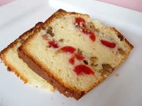 Grandma's Cherry Bread Recipe
