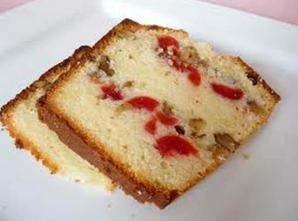 Grandma's Cherry Bread Recipe