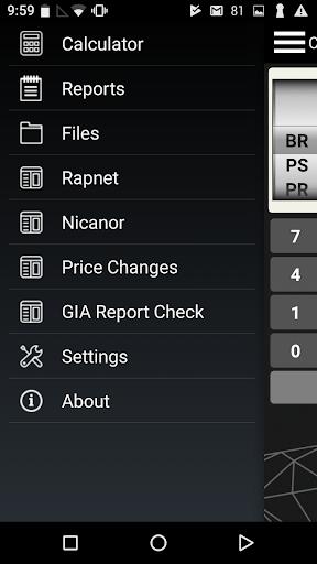 EZcalc Diamonds screenshot 5