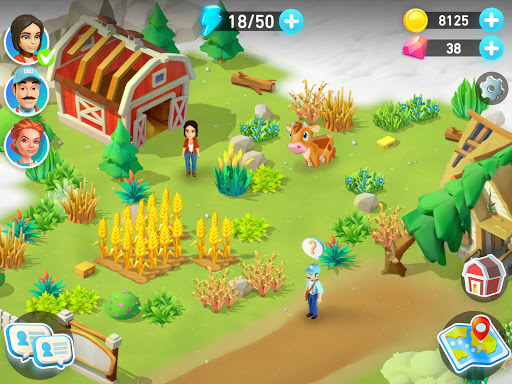 Goodville: Farm Game Adventure 1.1.1 screenshots 5